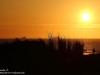 Zeeland-Strand-Sonnenuntergang-Groede